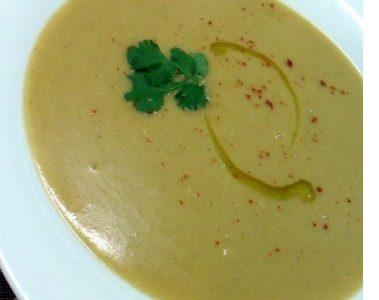 BESSARA – Soupe de fèves